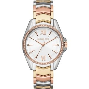 NEW Michael Kors Three Color 38mm Watch